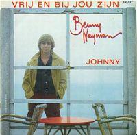Cover Benny Neyman - Vrij en bij jou zijn
