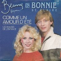 Cover Benny Neyman & Bonnie St. Claire - Comme un amour d'été