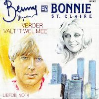 Cover Benny Neyman & Bonnie St. Claire - Verder valt 't wel mee