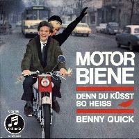 Cover Benny Quick - Motorbiene