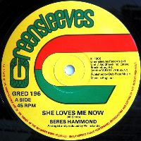 Cover Beres Hammond - She Loves Me Now