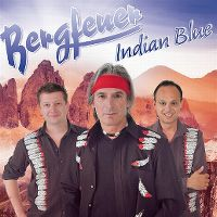 Cover Bergfeuer - Indian Blue