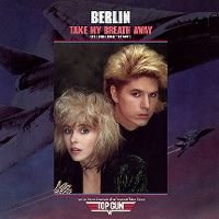 Cover Berlin - Take My Breath Away