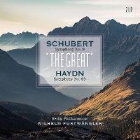 Cover Berlin Philharmonic / Wilhelm Furtwängler - Schubert: Symphony No. 9 'The Great' - Haydn: Symphony No. 88