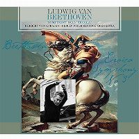 "Cover Berlin Philharmonic Orchestra / Herbert von Karajan - Ludwig van Beethoven: Symphony No. 3 ""Eroica"""