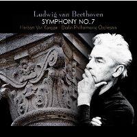 Cover Berlin Philharmonic Orchestra / Herbert von Karajan - Ludwig van Beethoven: Symphony No. 7