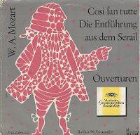Cover Berliner Philharmoniker - Cosi fan tutte - Ouverture