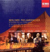 Cover Berliner Philharmoniker - In Aufnahmen mit ihren Chefdirigenten