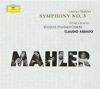 Cover Berliner Philharmoniker / Claudio Abbado - Gustav Mahler: Symphony No. 3