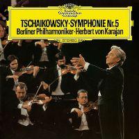 Cover Berliner Philharmoniker / Herbert von Karajan - Tschaikowsky: Symphonie Nr. 5