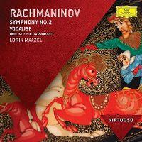 Cover Berliner Philharmoniker / Lorin Maazel - Rachmaninov: Symphony No. 2 Vocalise