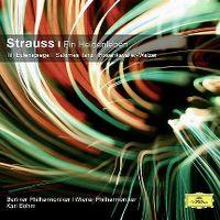 Cover Berliner Philharmoniker | Wiener Philharmoniker / Karl Böhm - Strauss: Ein Heldenleben