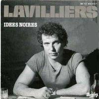 Cover Bernard Lavilliers & Nicoletta - Idées noires