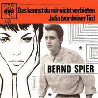 Cover Bernd Spier - Das kannst du mir nicht verbieten