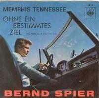 Cover Bernd Spier - Memphis Tennessee