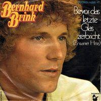 Cover Bernhard Brink - Bevor das letzte Glas zerbricht (Einsamer Hirte)