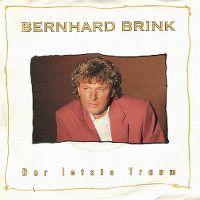 Cover Bernhard Brink - Der letzte Traum