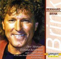 Cover Bernhard Brink - Der Morgen kommt bestimmt