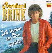 Cover Bernhard Brink - Ich komm zu dir zurück