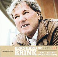 Cover Bernhard Brink - So oder so