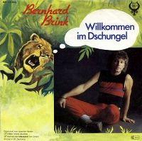 Cover Bernhard Brink - Willkommen im Dschungel
