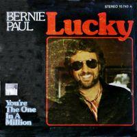 Cover Bernie Paul - Lucky