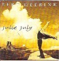 Cover Bert Heerink - Julie July
