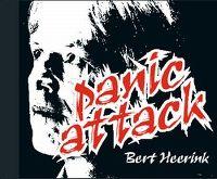 Cover Bert Heerink - Panic Attack