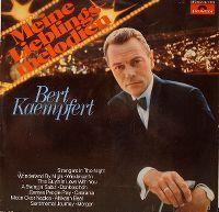 Cover Bert Kaempfert - Meine Lieblingsmelodien