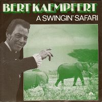 Cover Bert Kaempfert And His Orchestra - A Swingin' Safari