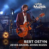 Cover Bert Ostyn - Zeven anjers, zeven rozen