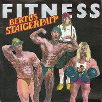 Cover Bertus Staigerpaip - Fitness