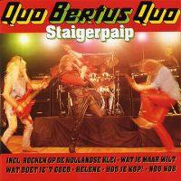 Cover Bertus Staigerpaip - Quo Bertus quo