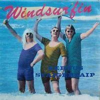 Cover Bertus Staigerpaip - Windsurfin'