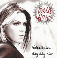 Cover Beth Hart - Happiness... Any Day Now