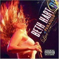 Cover Beth Hart - Live At Paradiso