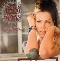 Cover Beth Hart - My California