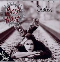 Cover Beth Hart - Sister