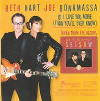 Cover Beth Hart / Joe Bonamassa - I Love You More Than You'll Ever Know