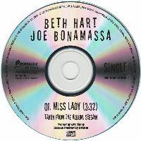 Cover Beth Hart / Joe Bonamassa - Miss Lady