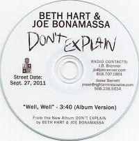 Cover Beth Hart & Joe Bonamassa - Well, Well