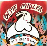 Cover Bette Midler - All I Need To Know