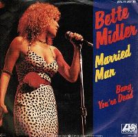 Cover Bette Midler - Married Men