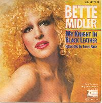 Cover Bette Midler - My Knight In Black Leather