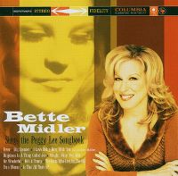 Cover Bette Midler - Sings The Peggy Lee Songbook