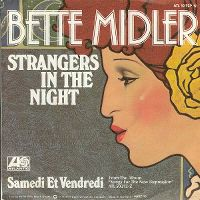 Cover Bette Midler - Strangers In The Night