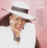 Cover Betty Wright - 4u2njoy
