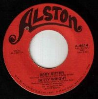 Cover Betty Wright - Baby Sitter