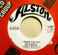 Cover Betty Wright - I Found That Guy