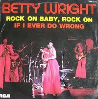 Cover Betty Wright - Rock On Baby, Rock On